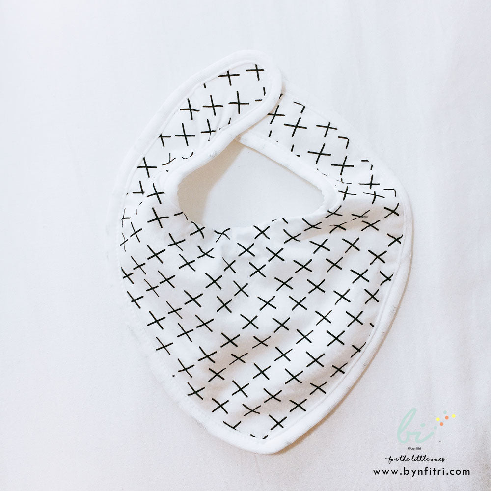 Scandi cross bib