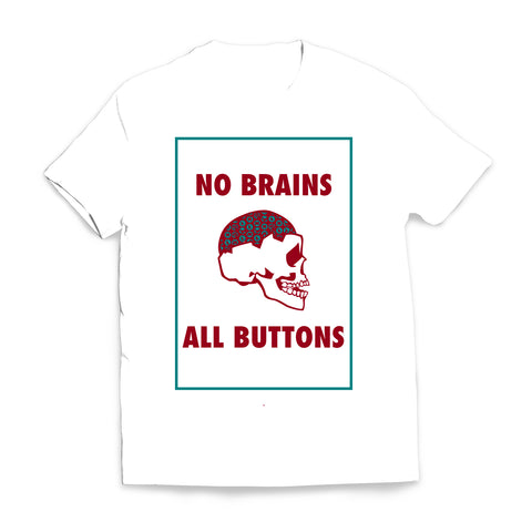 No Brains All Buttons