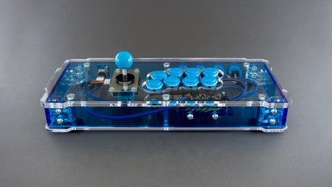 The C.E.O. - Fully Assembled Arcade Stick (Joystick)