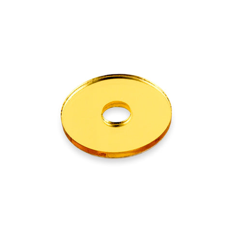 Dust Washer (Gold Mirror)