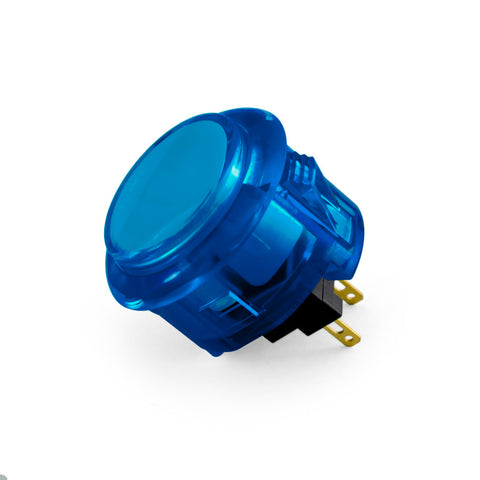 OBSC 30mm Translucent Pushbutton (Blue)