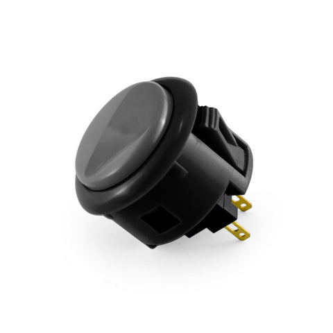 OBSF 30mm Snap-In Pushbutton (Dark Hai)