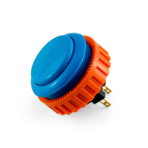 OBSN 30mm Screw-In Pushbutton (Blue)