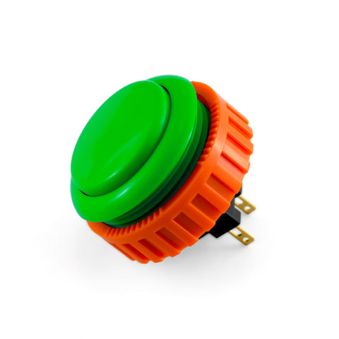OBSN 30mm Screw-In Pushbutton (Green)