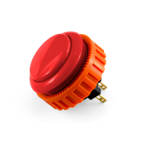 OBSN 30mm Screw-In Button (Red)