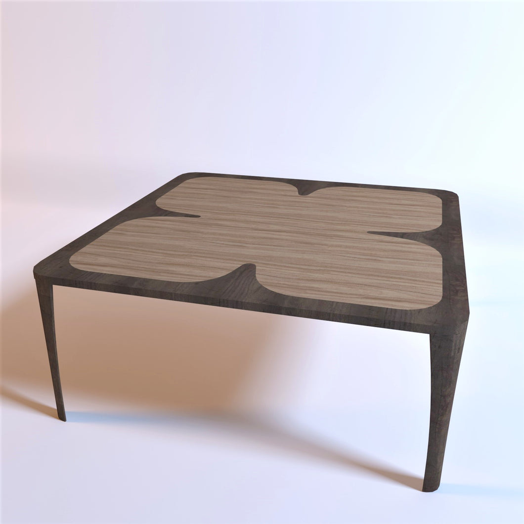 Light & Dark Coffee Table