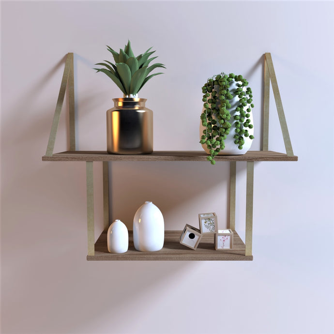 Stepped Shelf
