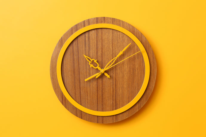 Art Clock Pattern 1