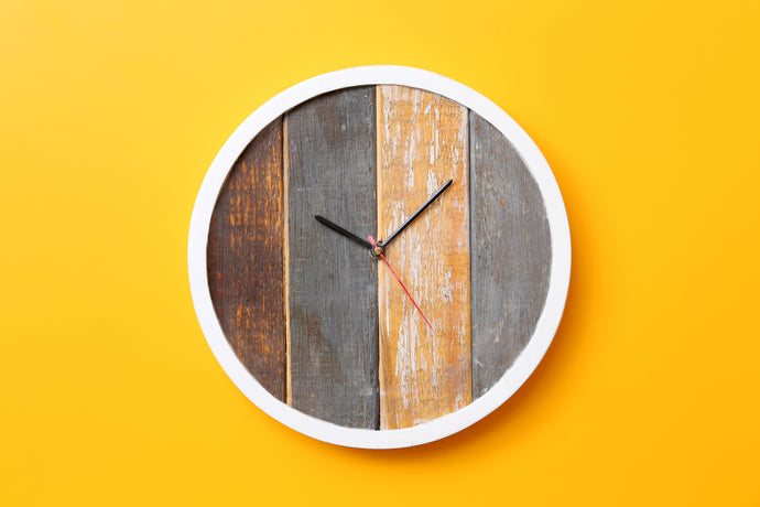 Art Clock Pattern 2