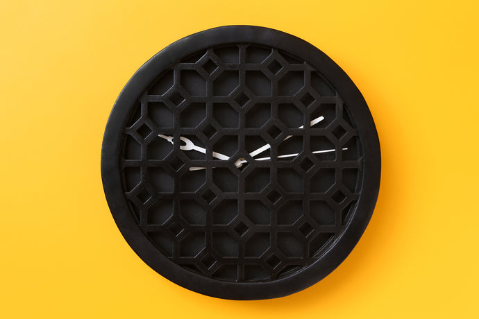 Art Clock Pattern 6