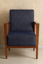 Natty Navy Chair