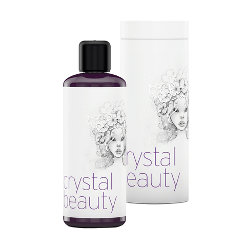 Crystal Clear Beauty Body Oil Kroppsolja