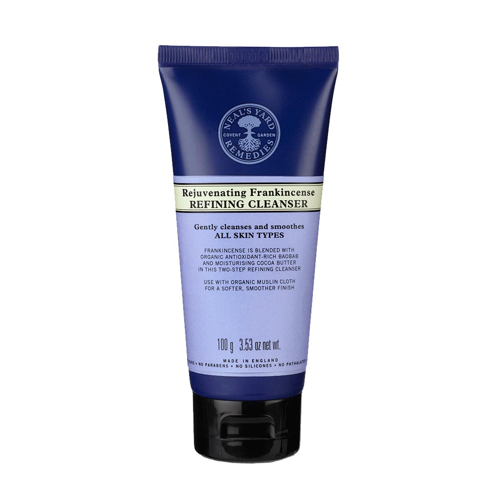 Rejuvenating Frankincense Refining Cleanser