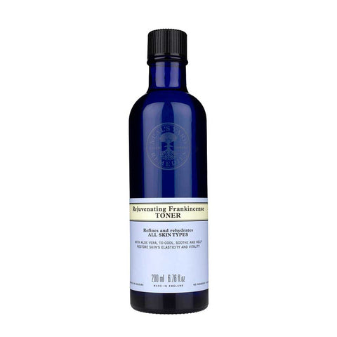 Rejuvenating Frankincense Toner