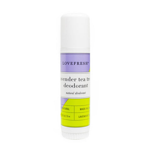 Lavender Travel Deodorant Stick