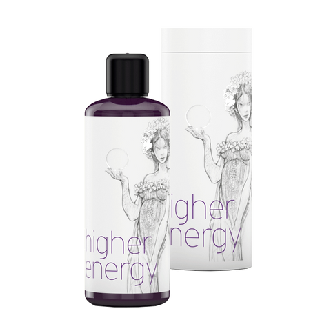 Higher Energy Body Oil Kroppsolja