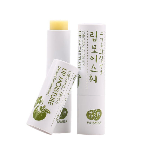 Whamisa Organic Fruits  Lip Moisture