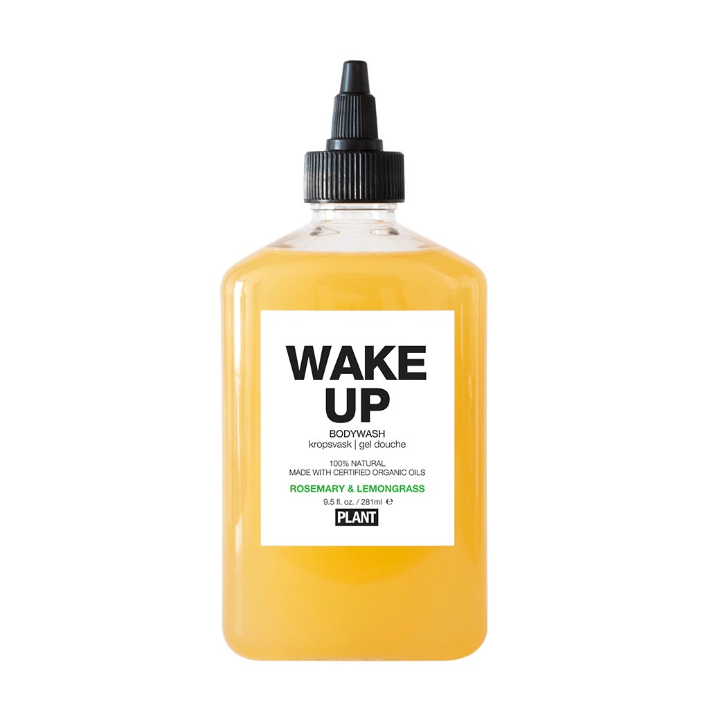 WAKE UP Organic Bodywash