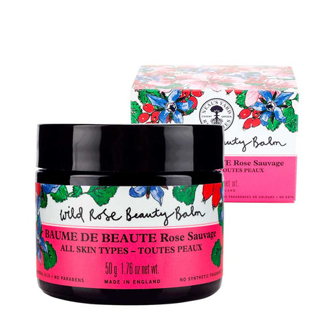 Wild Rose Beauty Balm