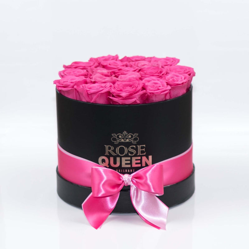 Black Box - Pink ETERNITY Roses