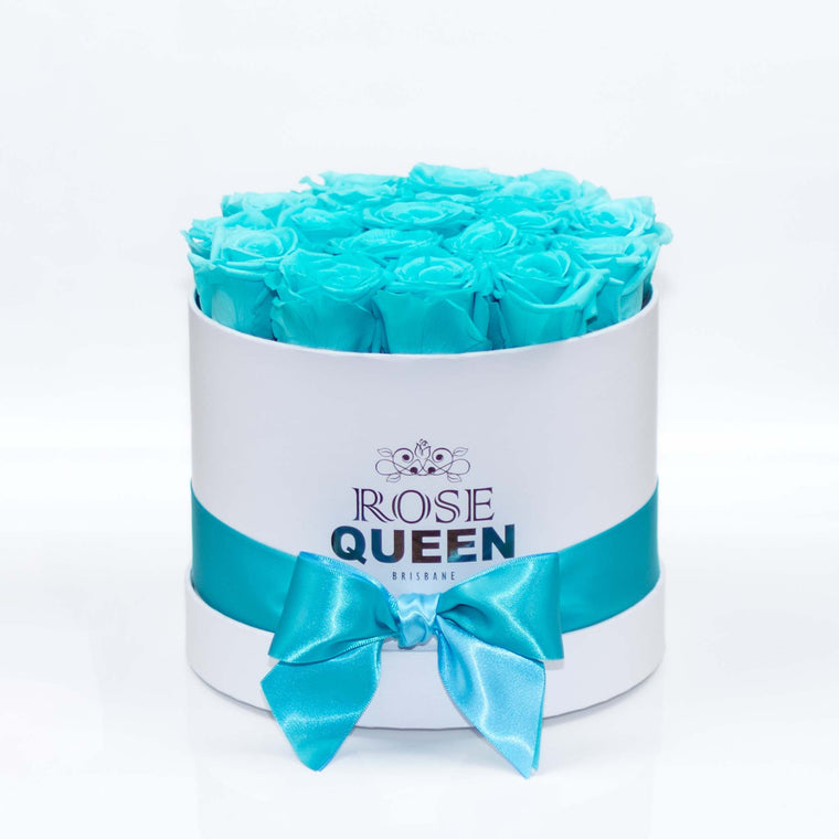White Box - Tiffany ETERNITY Roses