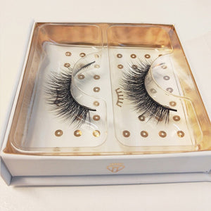 3D Silk Lashes Harlow