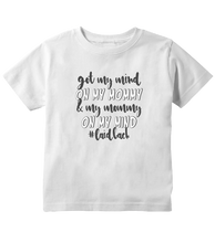 My Mommy On My Mind #LaidBack Toddler T-Shirt