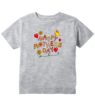 Happy Mother's Day Colorful Toddler T-Shirt