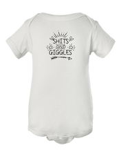 Shits And Giggles Baby Onesie Bodysuit