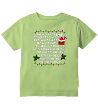 Jolliest Bunch Of A-Holes This Nuthouse Christmas Vacation Toddler T-Shirt