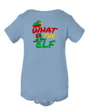 What The Elf Funny Christmas Baby Onesie Bodysuit