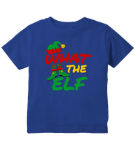What The Elf Funny Christmas Toddler T-Shirt