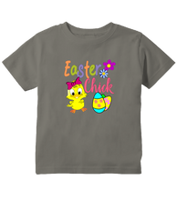 Easter Chick Colorful Easter Toddler T-Shirt