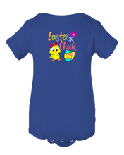 Easter Chick Colorful Easter Baby Onesie Bodysuit