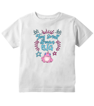 Unicorn Frog Stay Small Dream Big Toddler T-Shirt