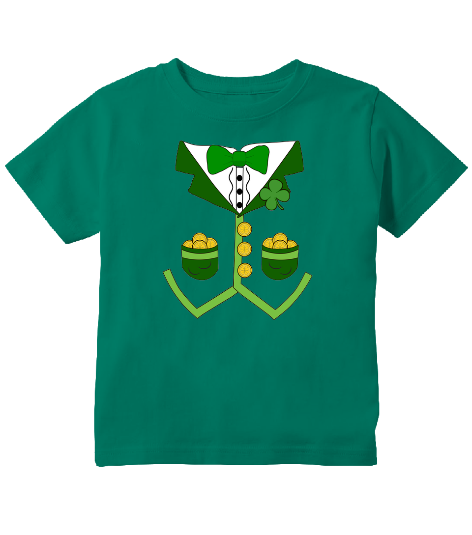 Little Leprechaun - ST Patricks Day Toddler T-Shirt