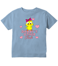 Daddy's Other Chick Easter Toddler T-Shirt