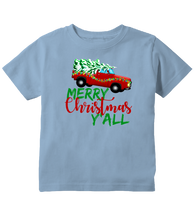 Merry Christmas Y'all, Christmas Vacation Toddler T-Shirt