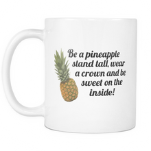 Be Like A Pineapple Mug
