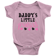 Daddy's Little Princess Adorable Baby bodysuit