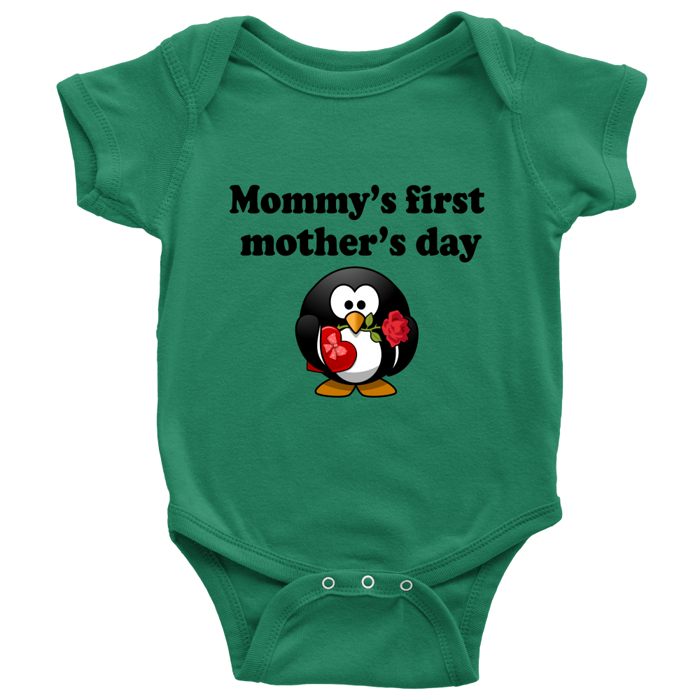 Mothers Day Baby Onesie