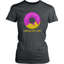 Circle Of Life Donut T-Shirt