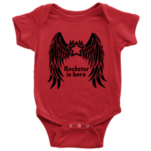 Rockstar Is Born, Little Rockstar Baby Onesie