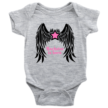Rockstar Is Born Cute and Stylish Baby Bodysuit
