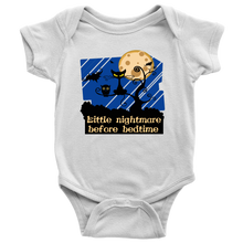 Little Nightmare Before Bedtime Infant Creeper Onesie