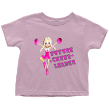 Future Cheerleader Toddler T-Shirt
