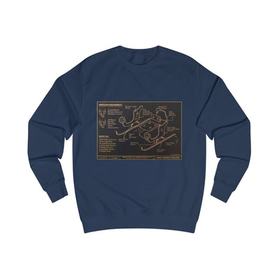 Men's Sweatshirt - Fresh Shade