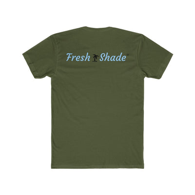 Fresh Shade Men's Cotton Crew Tee - FreshShade