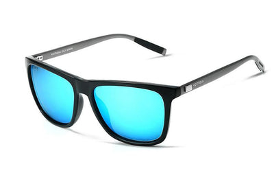 Imperial - Unisex Retro Sunglasses Polarized Lens - FreshShade