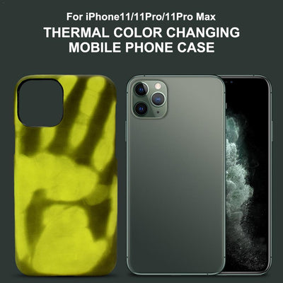 Color Changing Thermal iPhone Cases - FreshShade